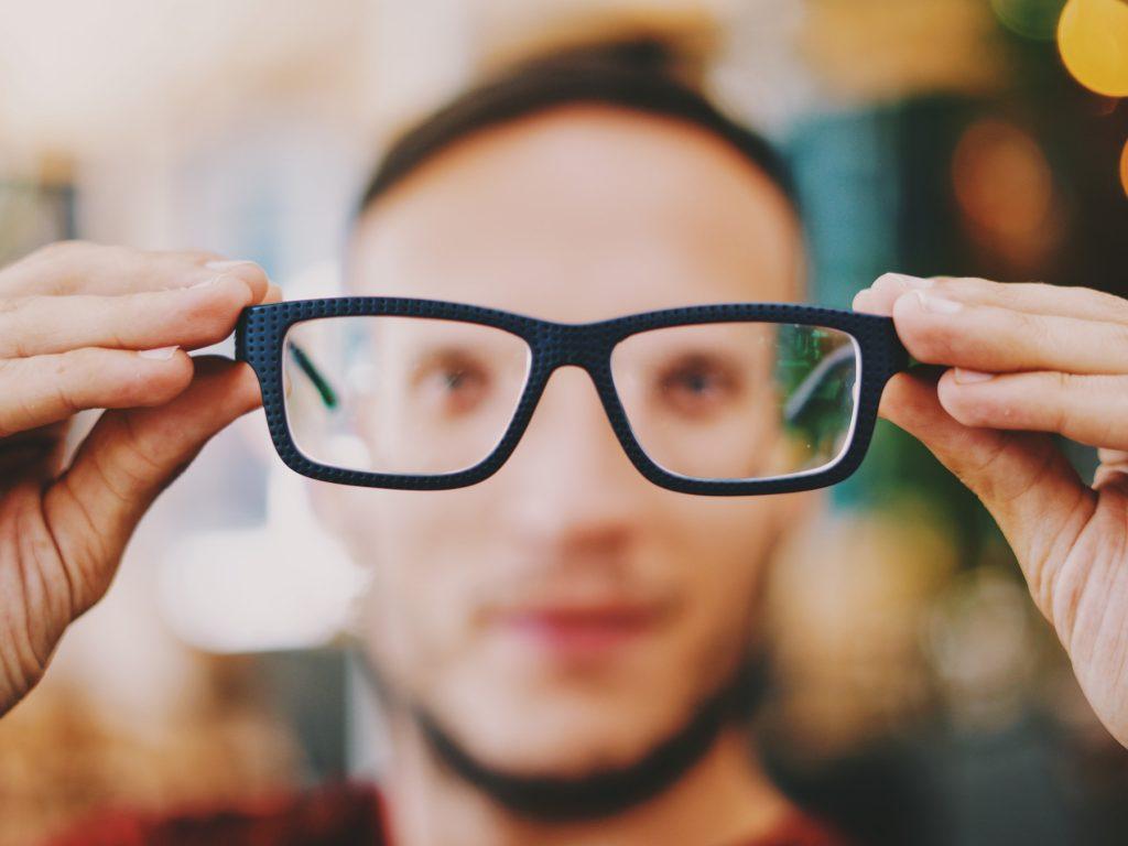 miopía gafas